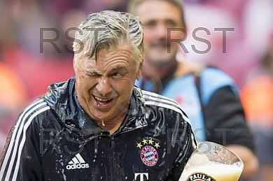 GER, 1.FBL,  FC Bayern Muenchen vs. SC Freiburg