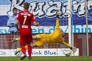 GER, 2.FBL,  TSV 1860 Muenchen  vs. RB Leipzig