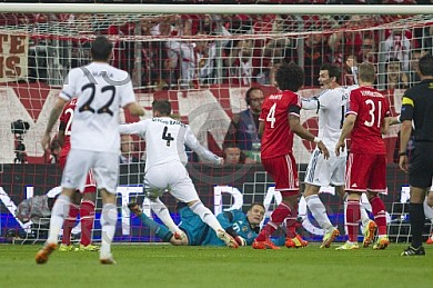 GER, UEFA CL, FC Bayern Muenchen vs. Real Madrid